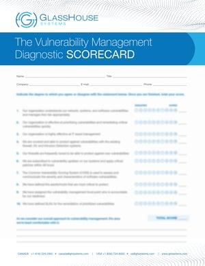 GlassHouse_Scorecard_Network_Vulnerability